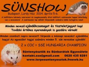 Törpesün show